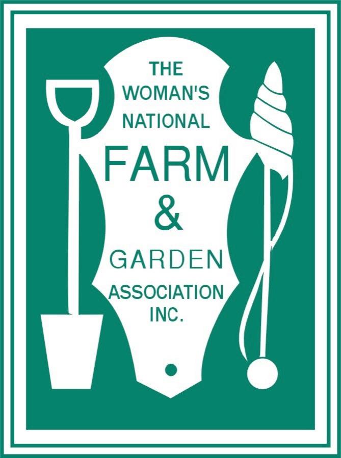 Our logo woman 39 s national farm garden association for National gardening association